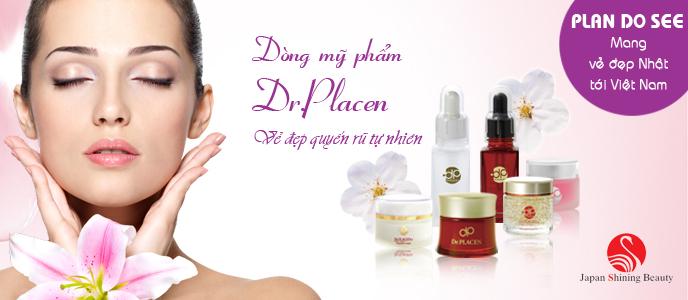 Dòng mỹ phẩm Dr.Placen